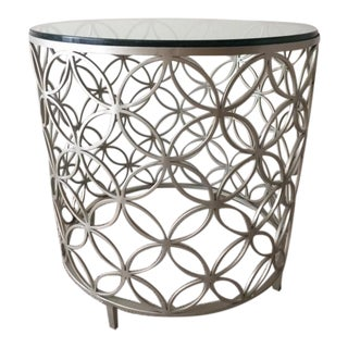 "Caracole Furniture ""Bubbles"" Side Table"