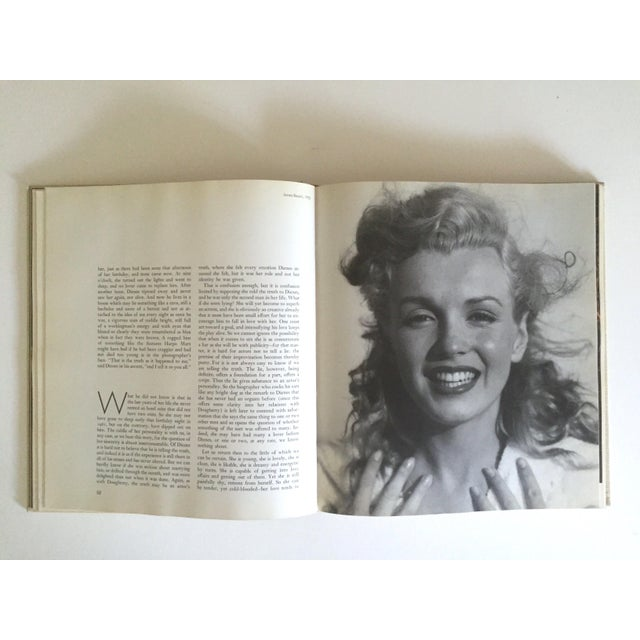 """ Marilyn Biography "" Norman Mailer Vintage 1973 Rare 1st Edtn Iconic Collector's Photography Book For Sale - Image 12 of 13"