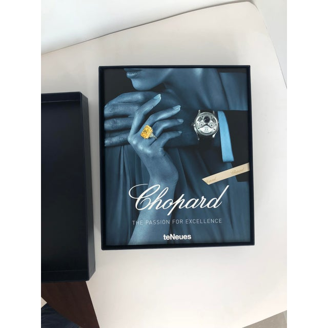 Chopard Book With Hardcover Box For Sale In West Palm - Image 6 of 7