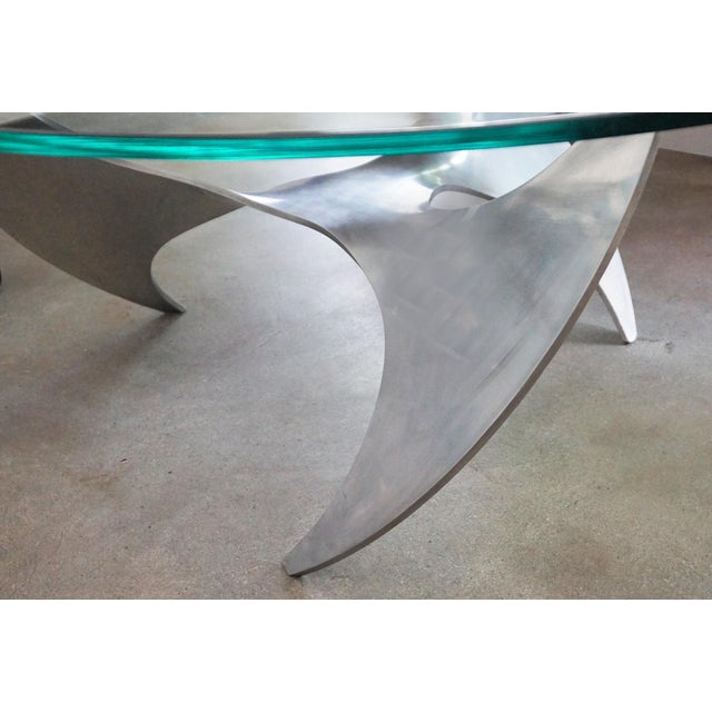 Knut Hesterberg Propeller Cocktail Table For Sale In Palm Springs - Image 6 of 6