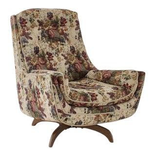 1970s Vintage Original Flower Chair For Sale