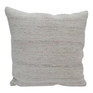 Vintage Handmade Kilim Pillow Cover For Sale