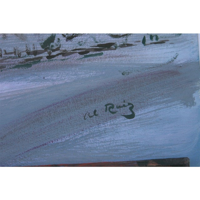 San Francisco Scene Painting - Image 4 of 4