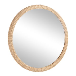 Dunmore Round Mirror For Sale