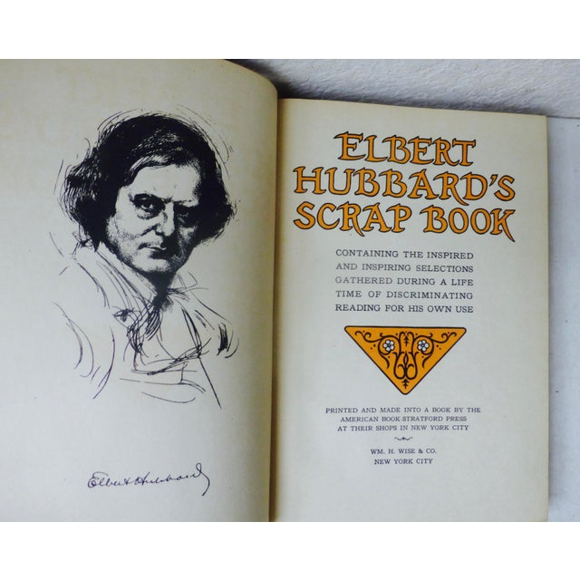 Elbert Hubbard Bookends - Image 4 of 11