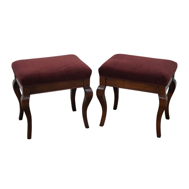 Fremarc Designs French Country Benches - Pair For Sale