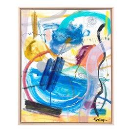 Image of Oil Pastel Paintings