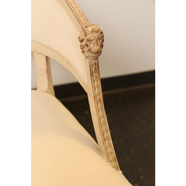 Pair of 19th Century Gustavian Barrel Back Chairs - Image 8 of 10