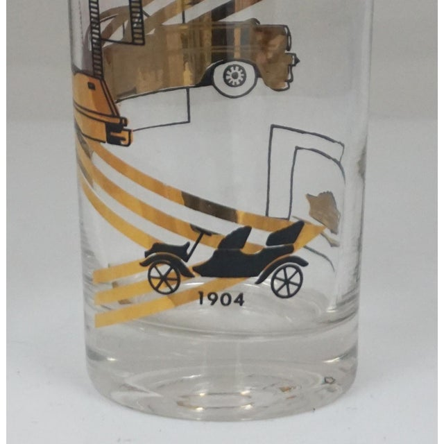 Cadillac Cocktail Glasses For Sale In Palm Springs - Image 6 of 7