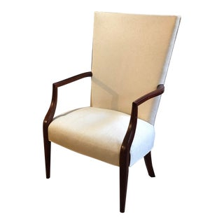 Modern Hickory Chair Fisk Accent Chair For Sale