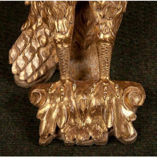 English Traditional Eagle Form Wall Bracket For Sale - Image 3 of 4