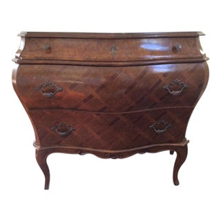 Traditional Bombay Style Commode Chest
