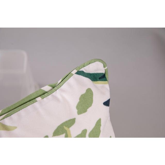 Boho Chic Boho Chic Custom Bermuda Bay Pillow For Sale - Image 3 of 7