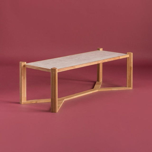 Not Yet Made - Made To Order Ebb and Flow May Coffee Table For Sale - Image 5 of 5
