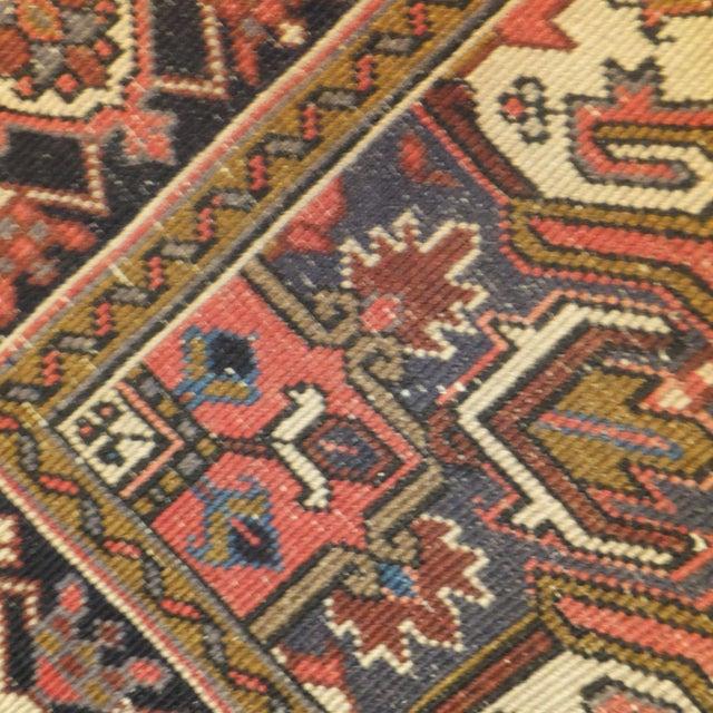 "Persian Heriz Rug - 6'9"" x 4'9"" - Image 5 of 5"
