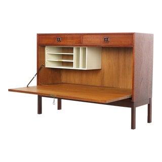 1960s Danish Moderne Teak Nils Jonsson for Troeds Buffet/Bar For Sale