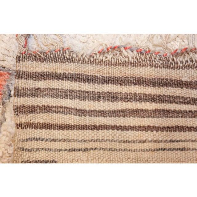 Vintage Moroccan Rug For Sale - Image 9 of 11