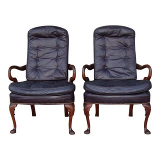 Vintage Armchairs - a Pair For Sale