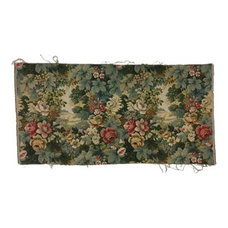 ABC Heavy Tapestry Pillow Cover Upholstery For Sale
