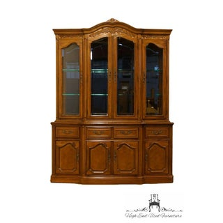 """Thomasville Furniture French Court French Country 67"""" China Cabinet Preview"""