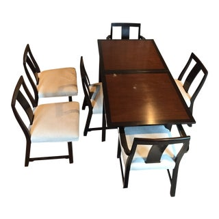 Edward Wormley for Dunbar Dining Set For Sale
