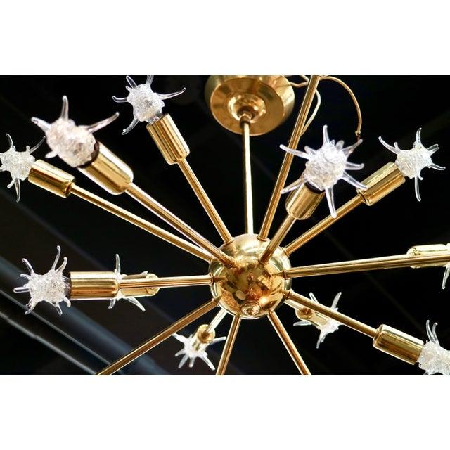 Sputnik Starburst Chandelier For Sale - Image 4 of 5
