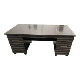 Nancy Corzine Wakefield Executive Desk For Sale