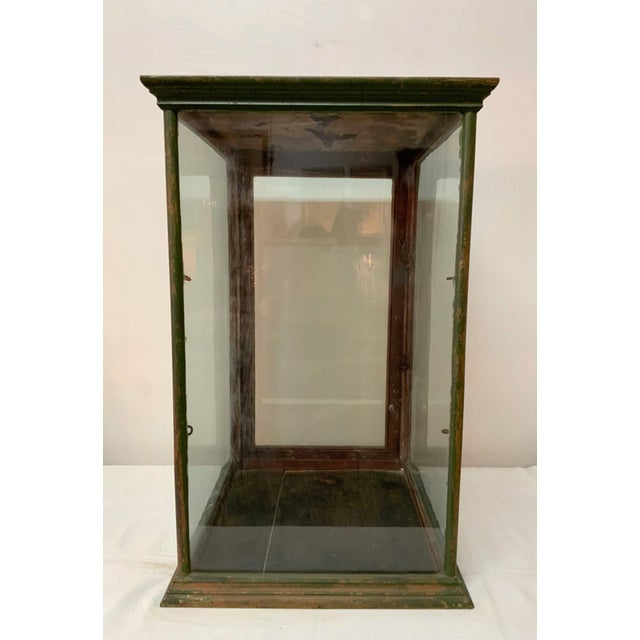 19th Century Display Case For Sale - Image 4 of 13
