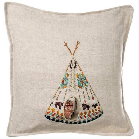 Plains fox calls the prairie his home! After a long day chasing lizards (playfully, of course) he returns to his tipi to...
