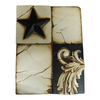 Sid DIckens Midnight Star T-164 Memory Tile For Sale