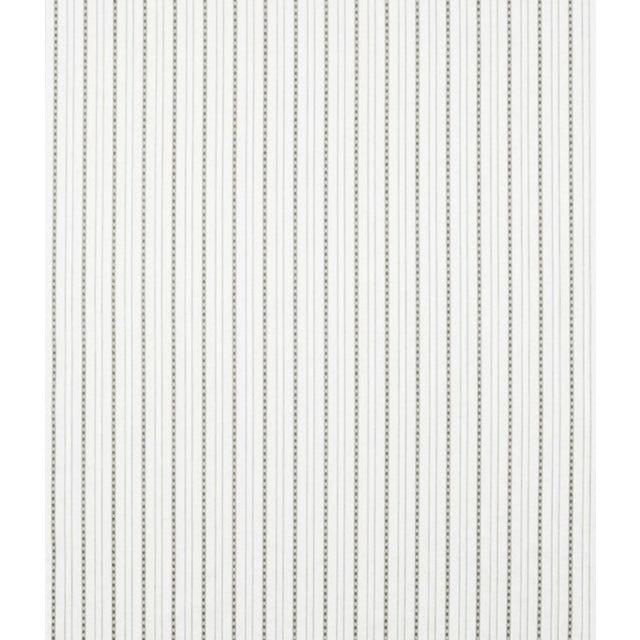 Ralph Lauren Heyward Mourning Stripe Fabric - 1 Yard - Image 2 of 2