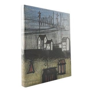 1967 Bernard Buffet 'Bernard Buffet Oeuvre Grave' Multicolor Book For Sale