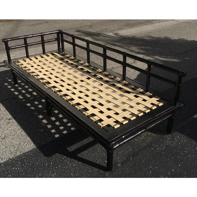 McGuire Jpanese-Style Daybed Sofas - A Pair - Image 4 of 7
