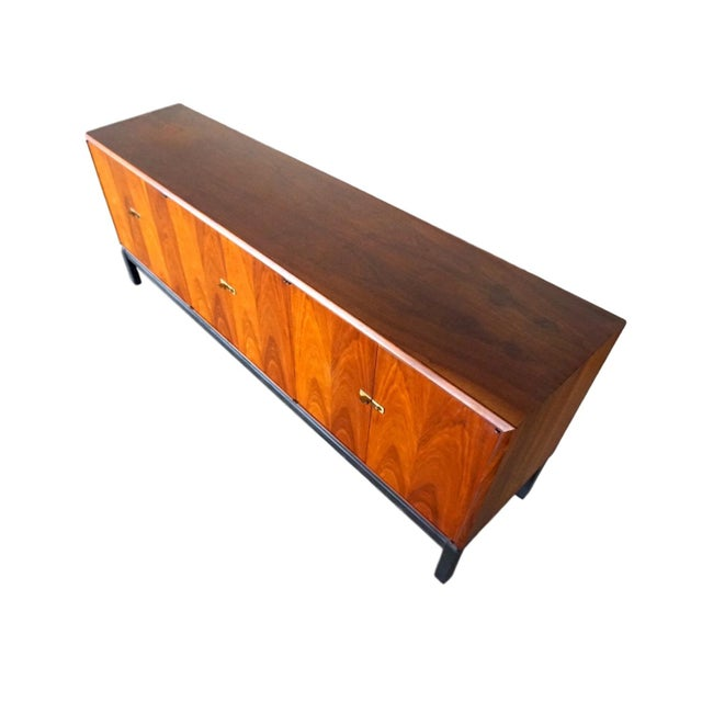 Solid Walnut Buffet - Image 5 of 5