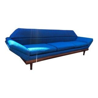 Vintage Mid Century Flexsteel Thunderbird Sofa For Sale