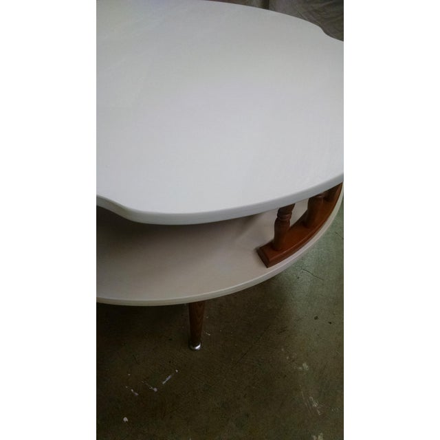 Mid-Century Modern Mid Century Modern Ethan Allen Coffee Table For Sale - Image 3 of 7