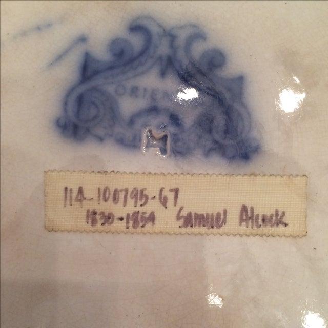 Samuel Alcock Decorative Plate - Image 6 of 11