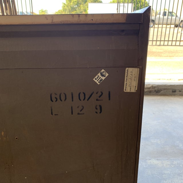 Mid Century Walnut Dresser by Broyhill For Sale - Image 10 of 13