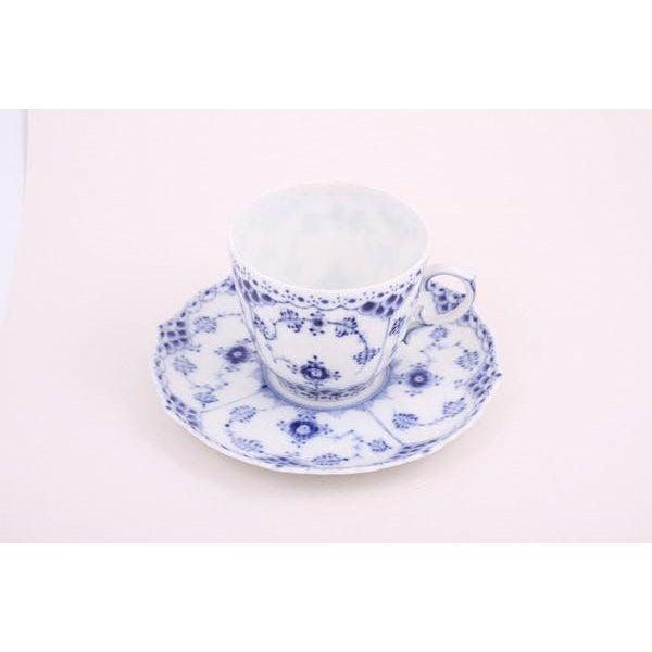 Royal Copenhagen Mini Cup & Saucer - A Pair - Image 2 of 8