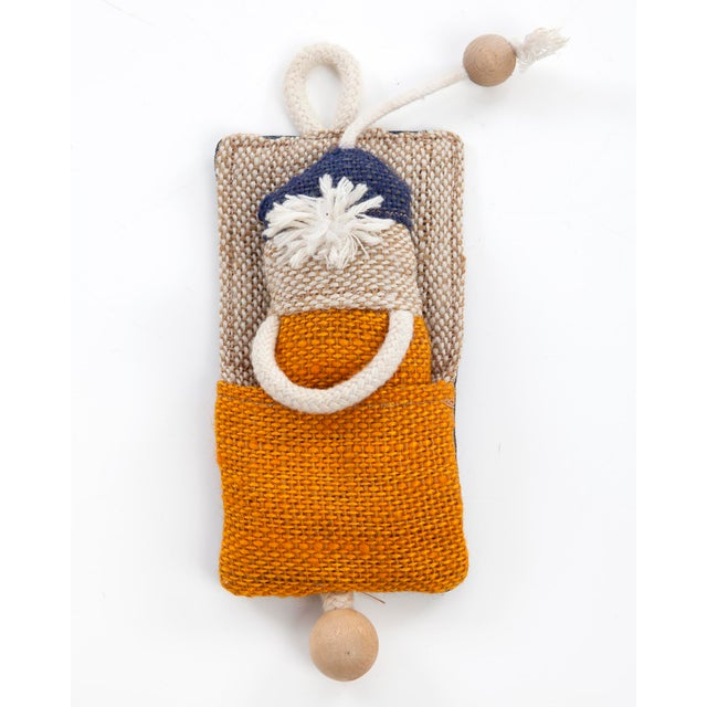 Renate Muller Puppet in pouch For Sale - Image 4 of 4