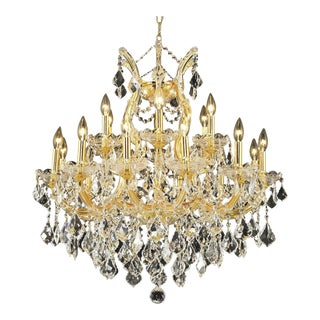 Maria Theresa Crystal Chandelier For Sale
