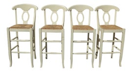 Image of Rush Bar Stools