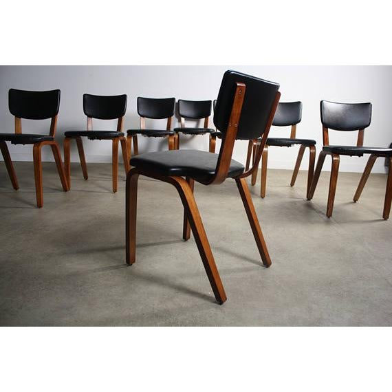 Thonet Thonet Bentwood Chairs - Set of 16 For Sale - Image 4 of 5