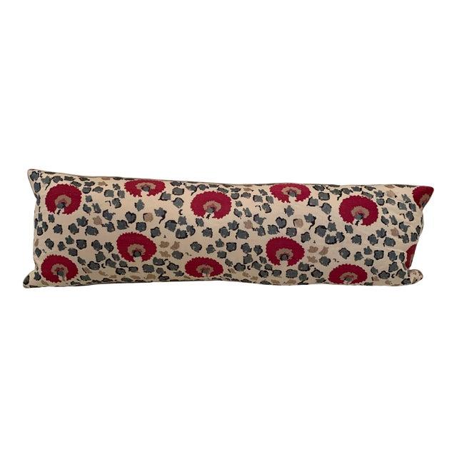 Modern Vaughn Fabric Custom Pillow For Sale