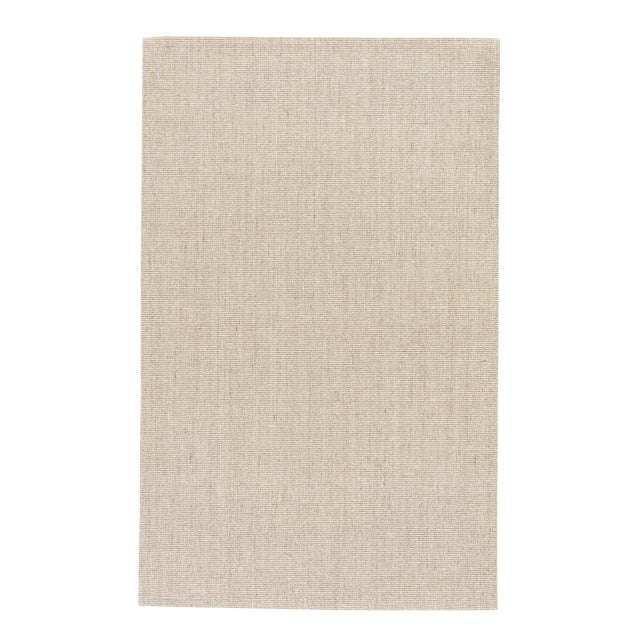 Jaipur Living Daytona Natural Beige Area Rug - 9′6″ × 13′6″ For Sale
