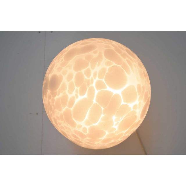 1960's Vistosi Cumulus Murano Glass Totem Lamp For Sale In Dallas - Image 6 of 9