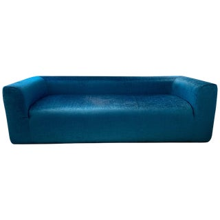 Vintage 3-Seat Sofa by August Inc, August Series 1975 For Sale