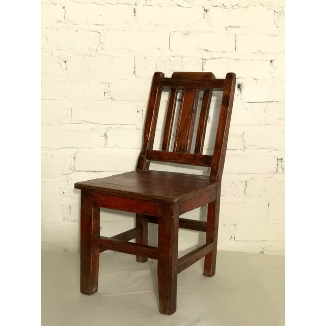 20th Century Qing Style Child's Chair For Sale - Image 10 of 10