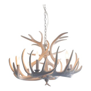 Diamond Lighting Rustic Big Sky Antler Chandelier