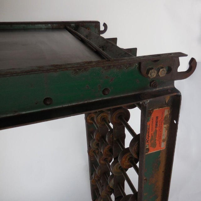 Metal Steampunk Console For Sale - Image 9 of 10